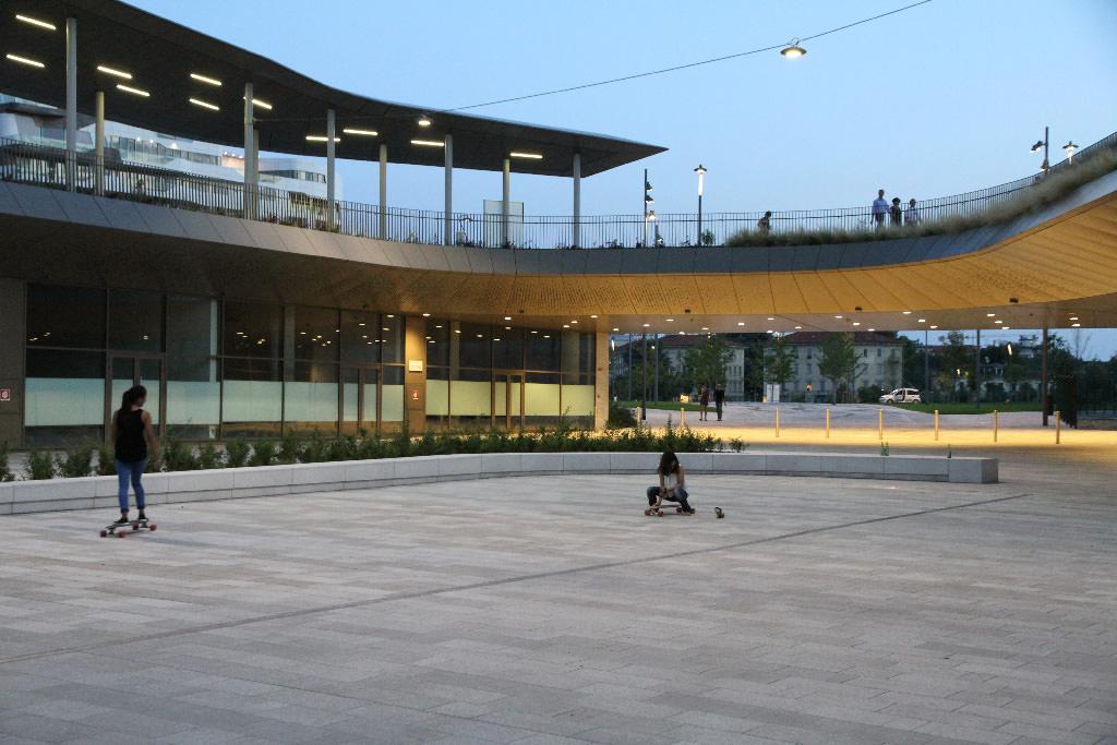 CityLife Piazza Tre Torri