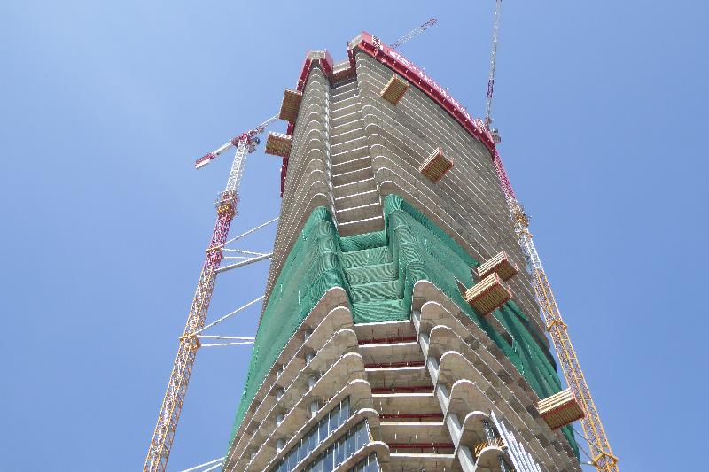 Torre Generali Zaha Hadid