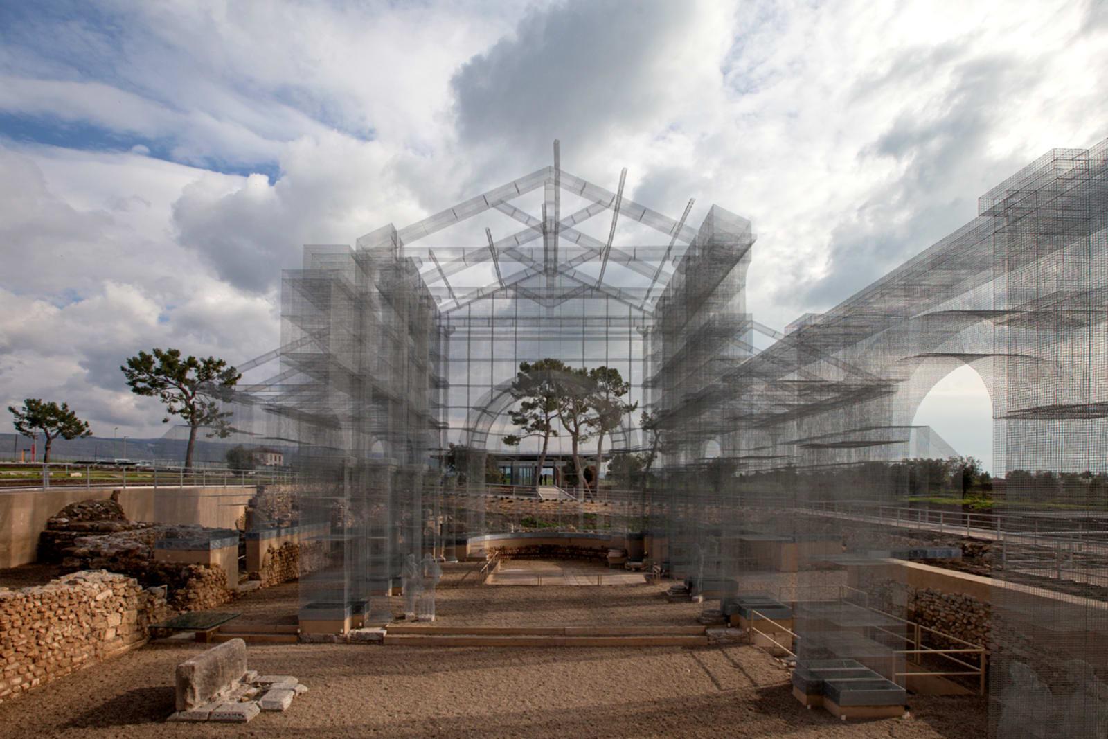 architettura trasparente