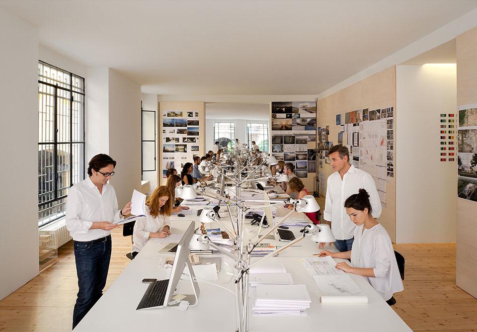 principali studi di Architettura di Milano