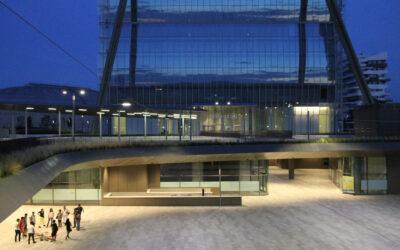 Piazza Tre Torri CityLife, un nuovo polo urbano per Milano
