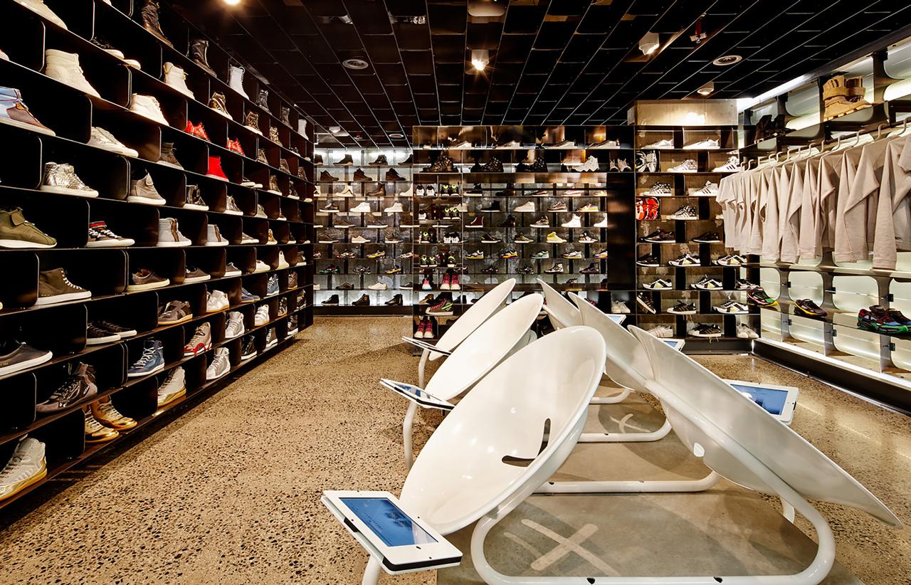 Sneakerboy store – March Studio1