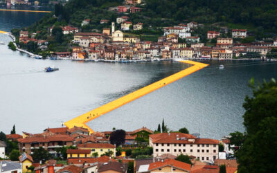 The Floating Piers: Christo sul Lago D'Iseo