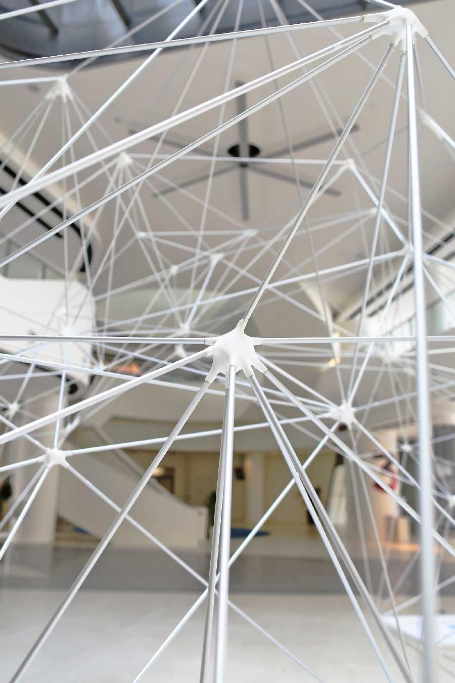3D pavilion