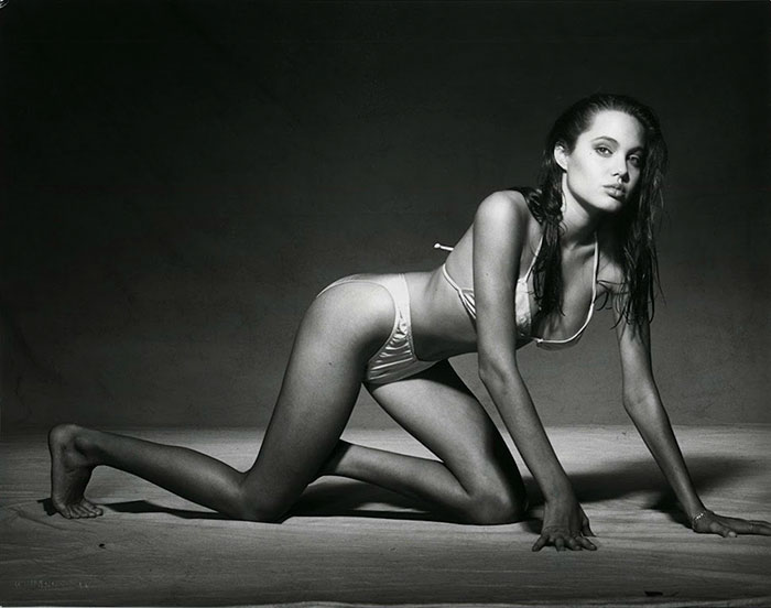 Angelina Jolie By Harry L (2)