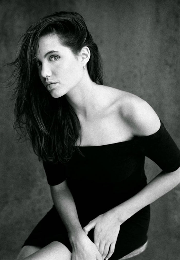 Angelina Jolie By Harry L (4)