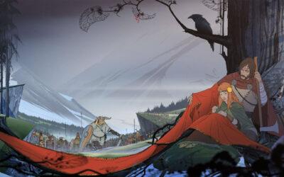 Un viaggio epico da smartphone, The Banner Saga