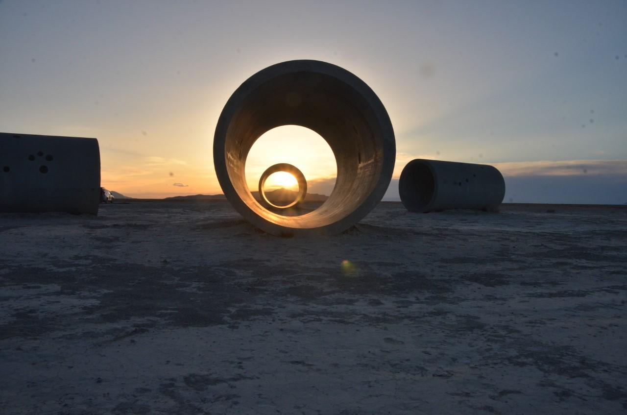 Sun Tunnels (6)