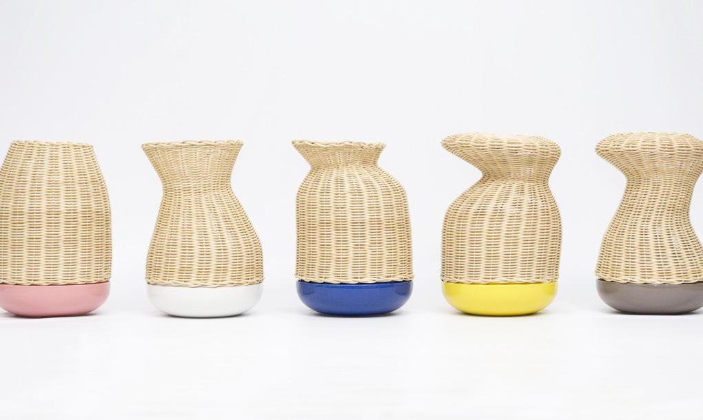 Artigianato e stampa 3d i vasi di hamanishi design for Oggetti design online