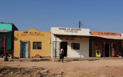 Zambia, la medicina virtuale di Huw Jones