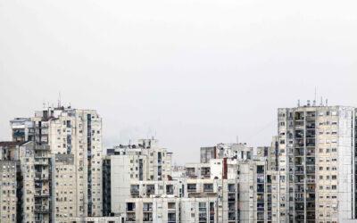 Tutta il fascino dell'architettura comunista di Belgrado