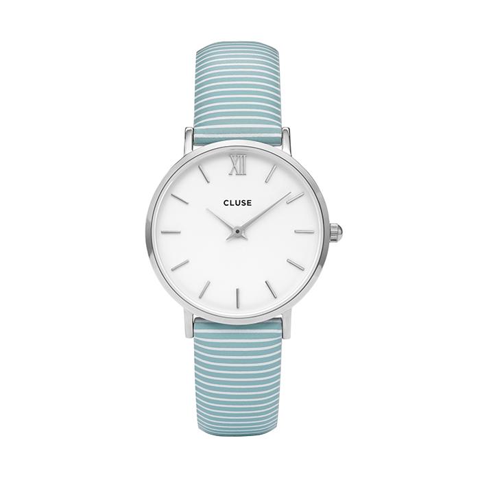 CL30028 Minuit Silver WhiteSkysxas Blue Stripes_frontal_w