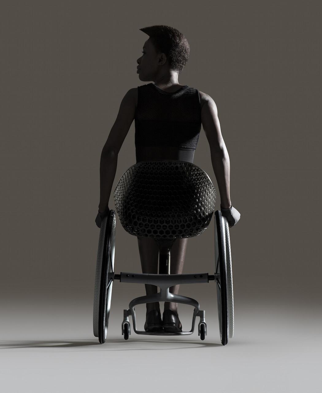 """GO la prima """"sedia a rotelle"""" realizzata in stampa 3D"""