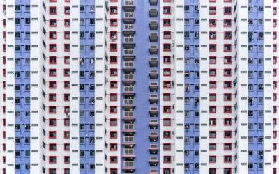 Pattern di prospetti architettonici di Alex Galmeanu