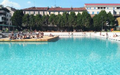 Le ex Piscine Caimi diventano i Bagni Misteriosi dell'estate milanese