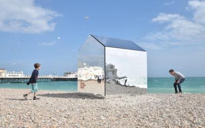 La capanna di specchi, ECE Architecture