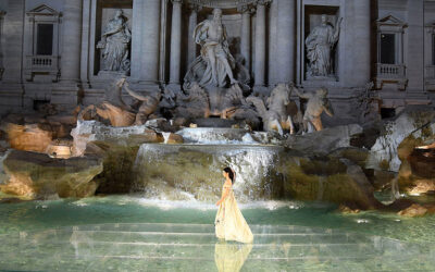 Legends and Fairytales show: Fendi, Roma e la loro eterna storia d'amore