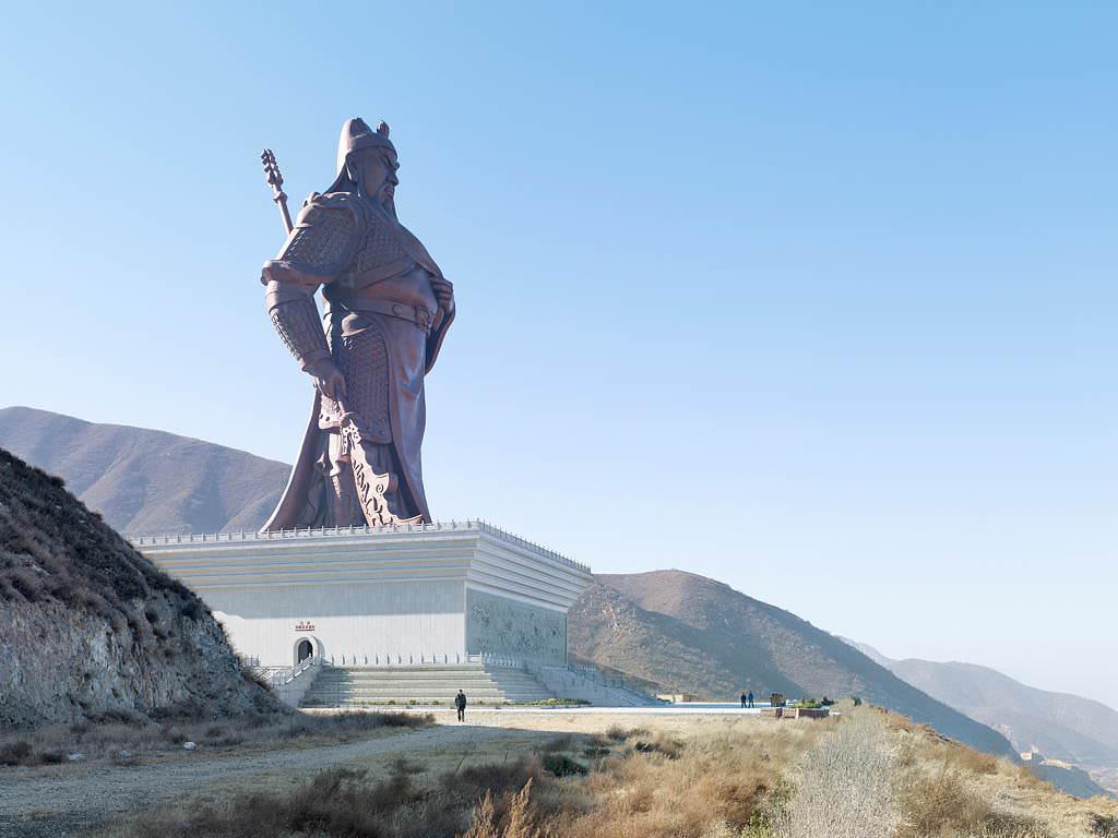 Monumento Gengis Khan