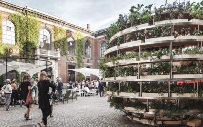 Growroom Pods, la coltivazione del futuro in città