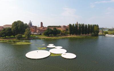L'arcipelago artificiale di Joseph Grima a Mantova