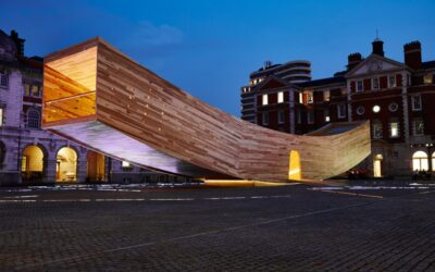 """The smile"" tra i ""landmark projects"" del London Design Festival"