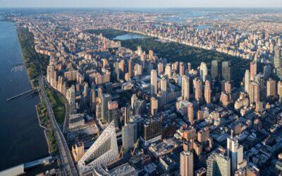 Il nuovo edificio VIA 57 West Tower in New York dello studio danese BIG