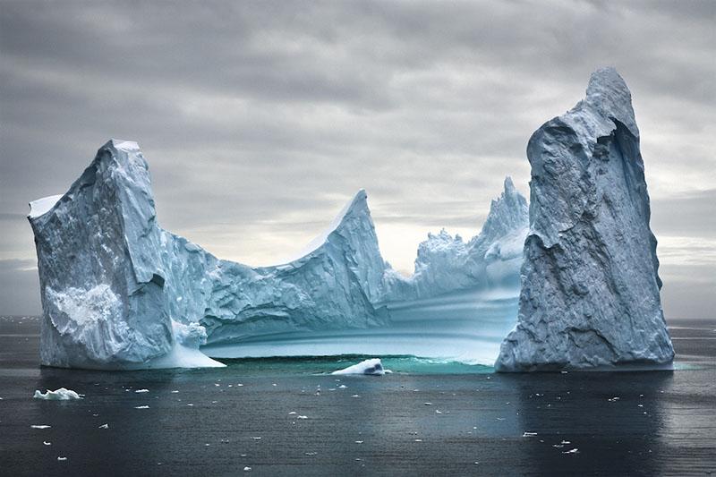 La fragilità della natura negli scatti di Daniel Beltrá