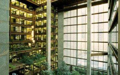Spazi di transizione, il Ford Foundation Building di New York