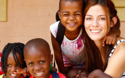 ONG Mammadu, il futuro dell' Africa è nelle mani dei bambini