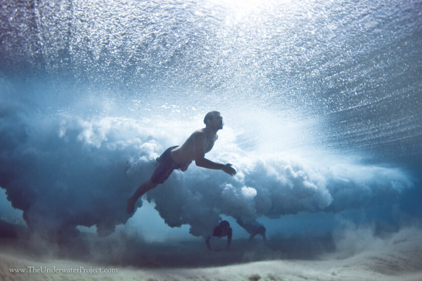 Sotto le onde