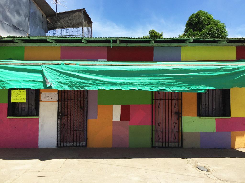 Nicaragua colors