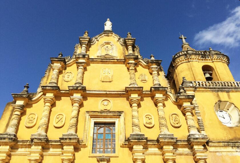 Nicaragua church