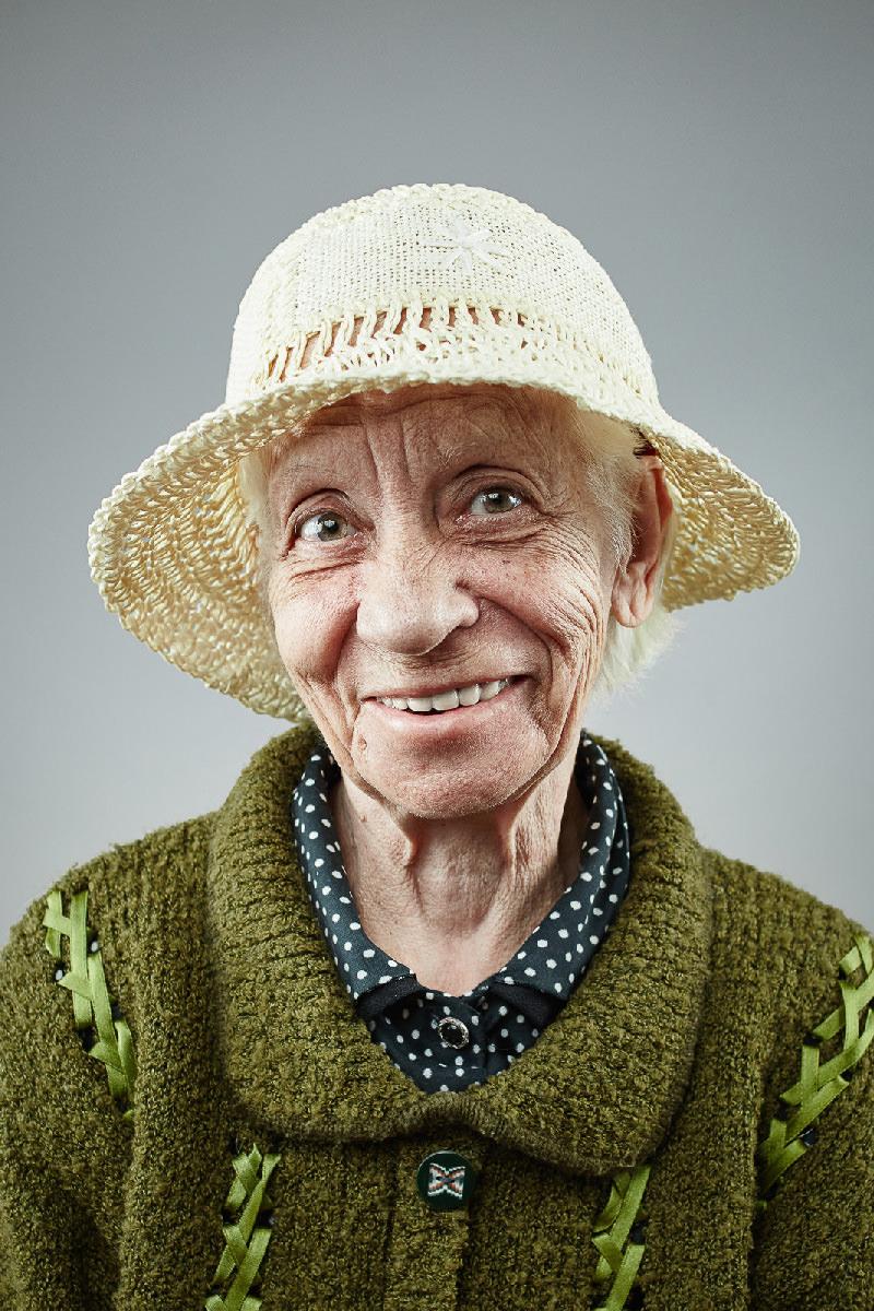 sorriso anziani