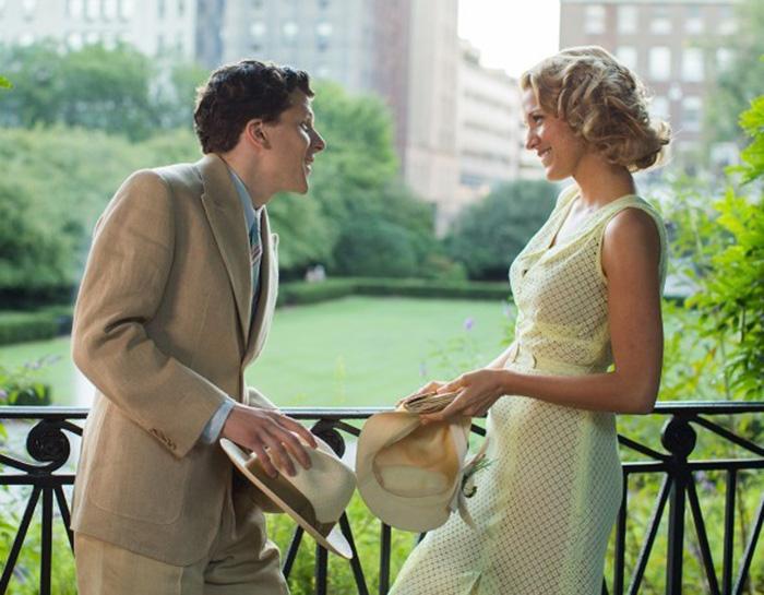 Woody Allen e la moda anni '30 di Café Society
