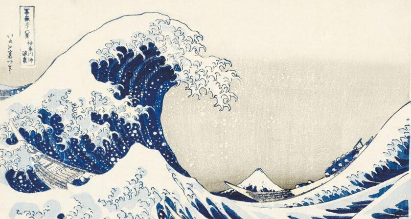 Hokusai-Hiroshige-e-Utamaro