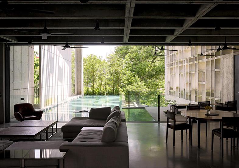Una Casa Nella Foresta A Kuala Lumpur Whbc Architects