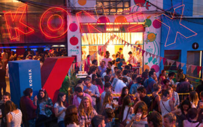 """Ciudad Cultural Konex,  la """"fabrica de experiencias"""" di Buenos Aires"""