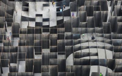 Il labirinto urbano di Gijs e Van Vaerenbergh