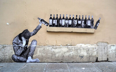 Lo street artist Levalet per le strade di Parigi