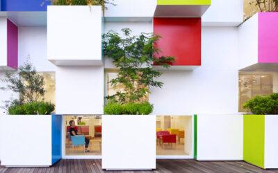 Architettura e Colore, 10 progetti ben riusciti