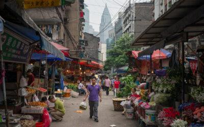 "Chongqing, la ""giungla urbana"" cinese fotografata da Raphael Olivier"