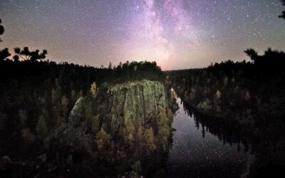 """Un """"Timelapse film"""" che vi farà venir voglia di andare in Finlandia"""