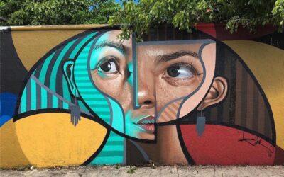 Lo street artist sulle orme di Picasso, il postneocubismo di Belin