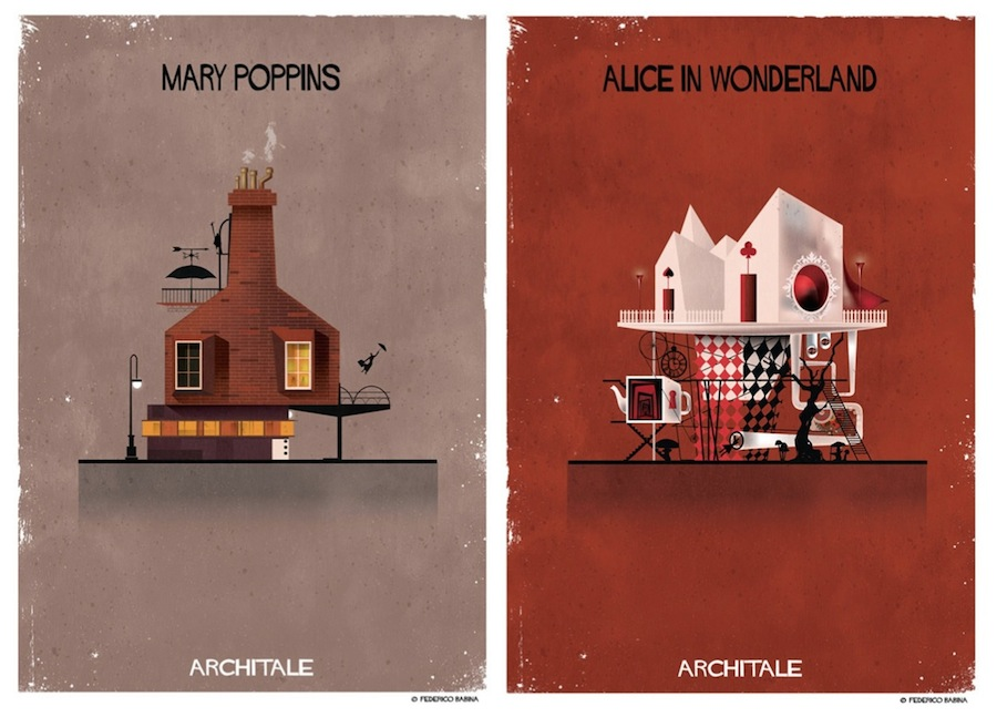 illustrations-of-the-house-of-famous-fairytales-characters-1