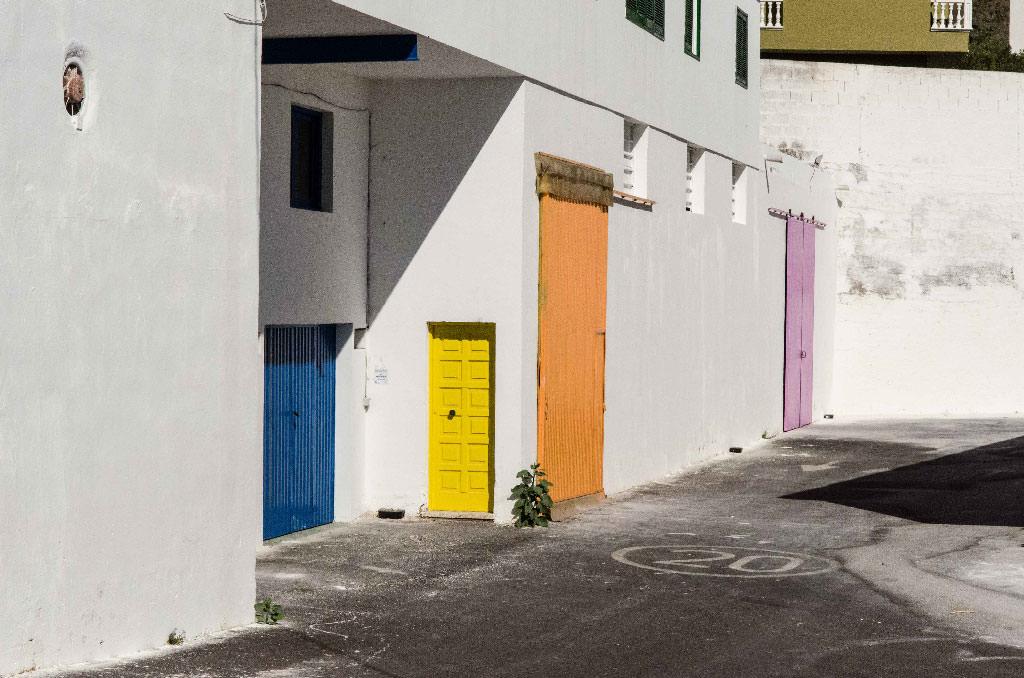 Impersonalism: Tenerife