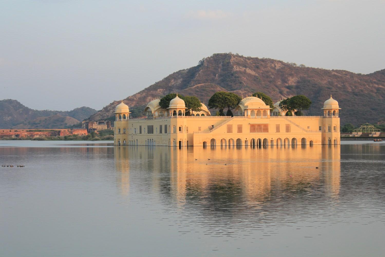 Jal Mahal Palace Jaipur