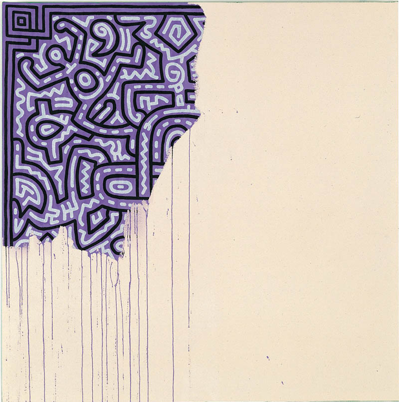 keith-haring-unfinished-painting