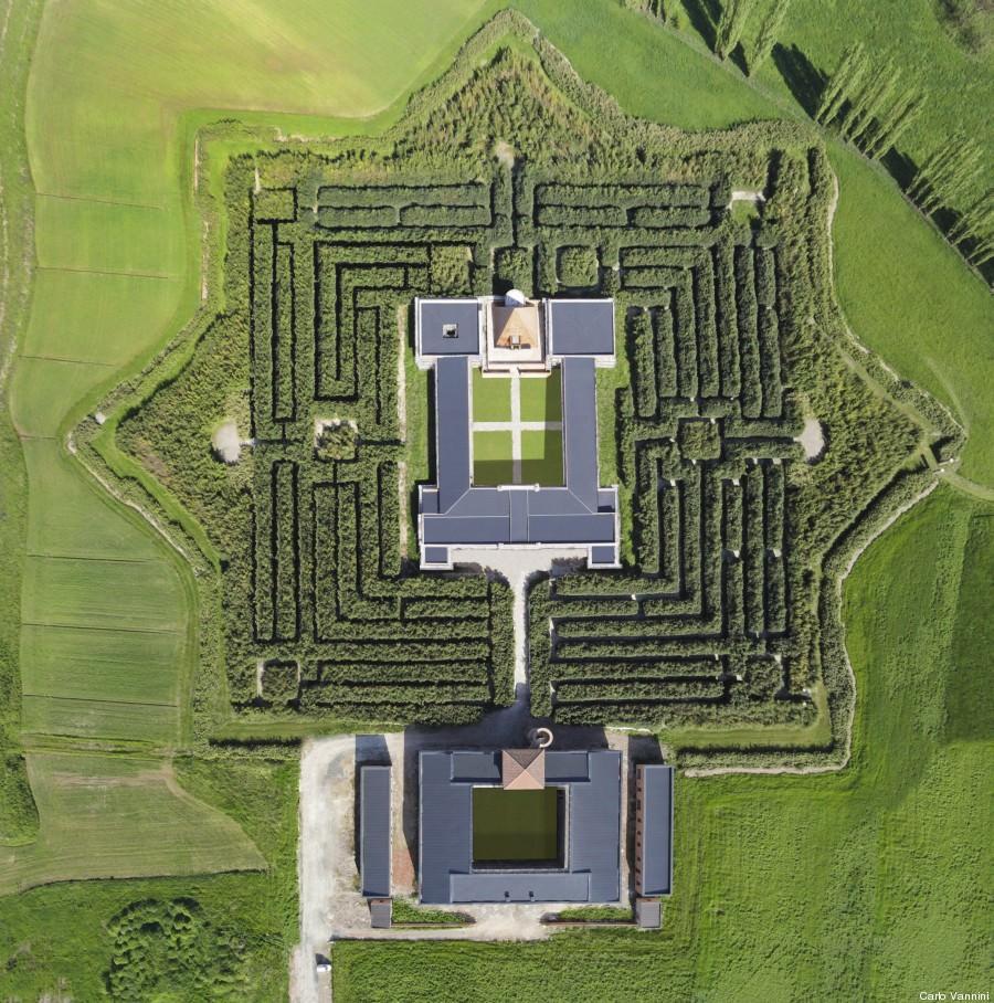 labirinto naturale più grande del mondo