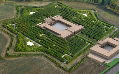 Il labirinto naturale più grande del mondo, vicino a Parma