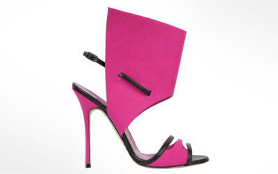 Manolo Blahník: the (he)art of shoes